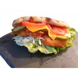Sandwich Snitel Porc