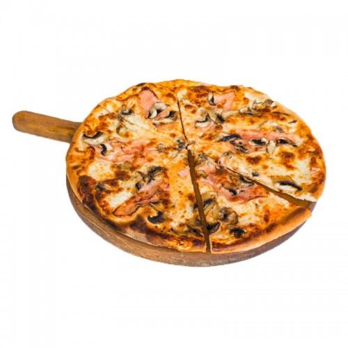 Pizza Prosciutto e Funghi 535gr