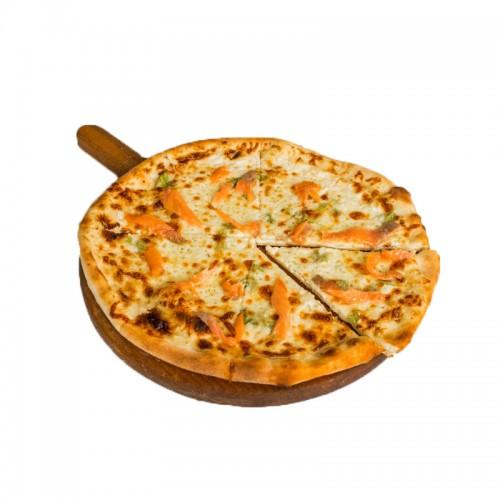 Pizza cu Somon Afumat XXL 1550gr