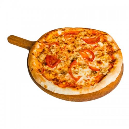 Pizza con Petto di Pollo XXL 1690gr