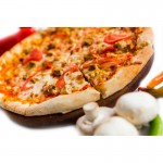 Pizza con Petto di Pollo 675gr